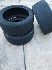 Continental Low Profile Tires