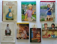 7 American Girls Books with a CD North Smithfield, 02896