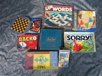 Group of Board games