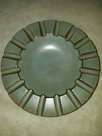 Knabstrup Large vintage ashtray made in Denmark Pointe-Claire, H9R 3H8