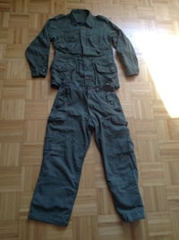 Canadian Army Combat Uniform ( jacket+pant)
