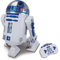 Remote controlled R2D2 in original unopened box 22 km
