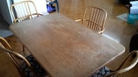 Wooden dining table only (no chairs) Toronto