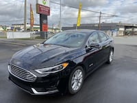 2019 Ford Fusion Hybrid SEL FWD langley