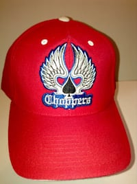 Choppers Motorcycle Adjustable Cap