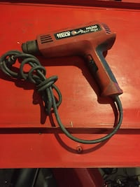 black and green Bosch corded power drill Roeland Park, 66205
