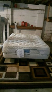 white and gray floral mattress Center Point, 35215
