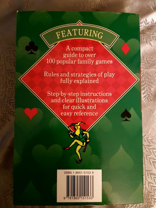 Hoyles book for the rules of card games 181a868d-1634-4f86-a113-91317af2d888