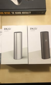 Pax 2 Only $185 Pick Up Today