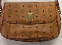 brown and black MCM leather bag Pacific Grove, 93950