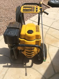 DeWalt 3800 PSI Pressure Washer, Hose, Gun and Tips Chandler, 85224