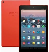 Amazon Fire Tablet 7th Generation Montclair, 07042