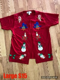 Christmas Sweater Large Clearwater, 33759