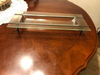 antique glass dish on metal stand Fair Oaks, 95628