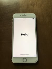 Rose gold 128GB iPhone 7 Plus (Originally on AT&T) unlocked Gainesville, 20155