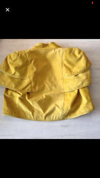 Danier Leather Jacket yellow  Toronto