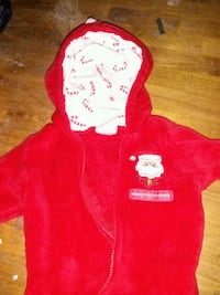 Baby's first Christmas jacket 0-3 months 2055 mi