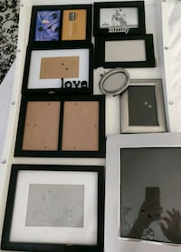 10 Picture Frames!! Mixed Batch FIRM ON PRICE Boca Raton, 33432