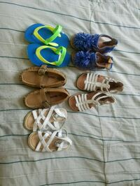 Toddler sandals and shoe Worcester, 01610
