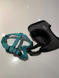 2 XS dog harnesses New Westminster, V3M 0G9