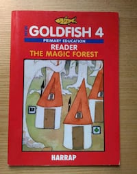 Goldfish 4. The magic forest. Primary Education Madrid, 28014