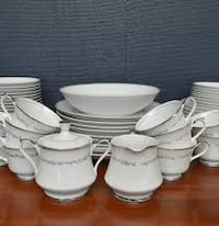 CHINA DISHES - Perfect for your holiday table! 1464 mi