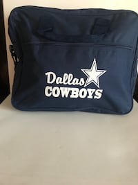 black and white Dallas Cowboys backpack Memphis, 38115