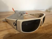 (NEW). Spy Cooper XL White Frame With Grey Lens Bakersfield, 93311