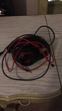 red and black corded headphones Charleston, 25311