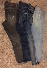 Size 26R Jeans make me an offer  Wichita, 67207