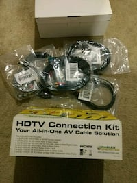 HDTV connection kit All in one new never used . Antelope, 95843