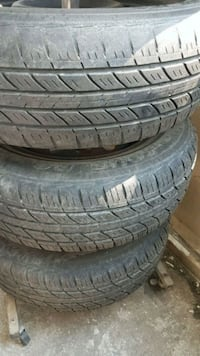 Tires.. Toyota(4 tires and rims)60$ all 4 Toronto