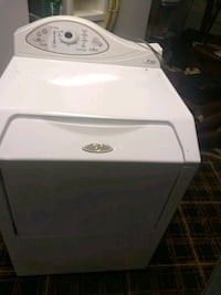 white front-load clothes washer Marysville, 98270