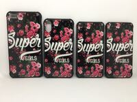 Чехол на iPhone 6,7,8,7+,8+,X. Super Girls