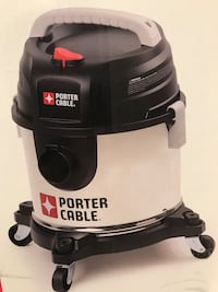 Porter Cable stainless steel wet/dry vacuum  Houston, 77084