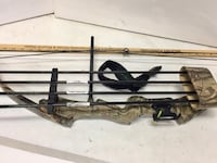 Compound Bow (youth) Bear Buckmaster Hamilton, 20158