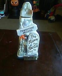 Jim Bean Collectable Bottle 1970 Glen Burnie, 21061