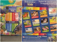 BNIP Britannica Kids Block Books Set of 12 Milton