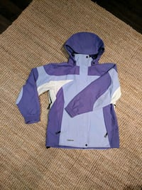 Purple Womens Viking Rain Jacket Coquitlam, V3B 7M9