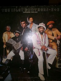 The Isley Brothers 3+3