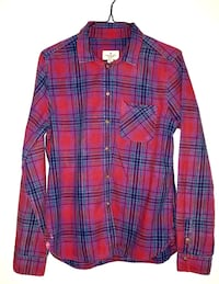 red, blue, and black plaid sport shirt Fort Atkinson, 53538