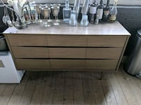 Mid century Dresser/bar table Detroit, 48216