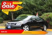 Honda Civic Cpe 2013 Sterling