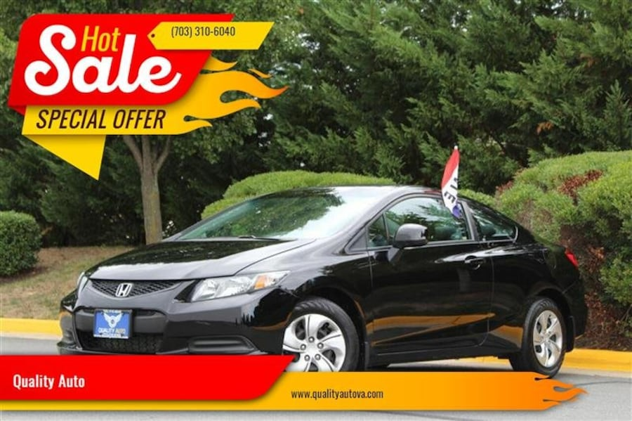 Honda Civic Cpe 2013 0