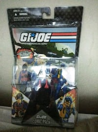 SCRAP IRON AND WILD BILL FIGURES G.I. JOE 2 PACK Toronto, M1R