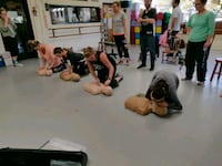 CPR and First Aid training Benicia