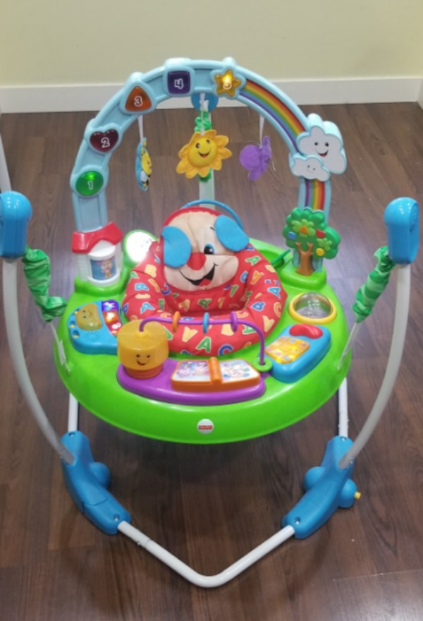 4321a36a1207 Used Jumparoo for sale in LANGLEY - letgo