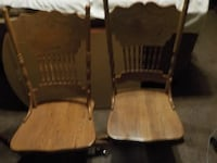 Chairs and book cases tabels HANFORD