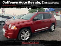 Jeep-Compass-2008 Clinton Township