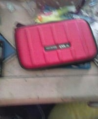 red and black nintendo ds case Whittier, 90604